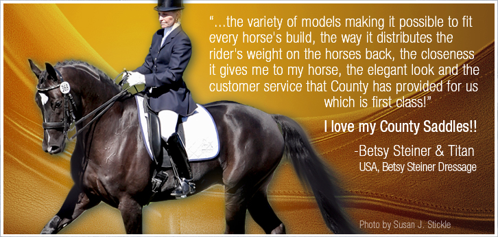 Custom-Fitted, Handmade Horse Saddles, the Best for your